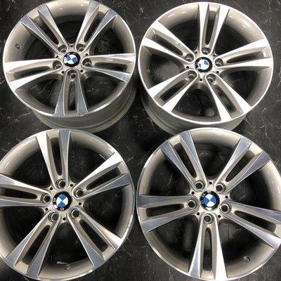BMW F30 F32 F36 SPORT原廠鋁圈 18吋 5X120