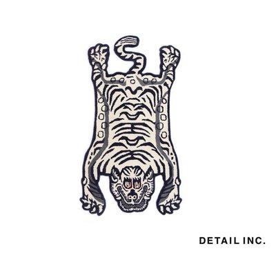 GOODFORIT / 日本 DETAIL White Tibetan Tiger Rug限定西藏白虎毯s