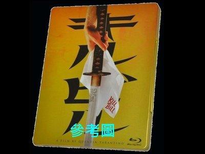 【BD藍光】追殺比爾 1:專屬限定鐵盒版Kill Bill(中文字幕,PCM 5.1)