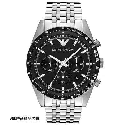 A&E精品代購EMPORIO ARMANI 阿曼尼手錶AR5989 經典義式風格簡約腕錶 手錶