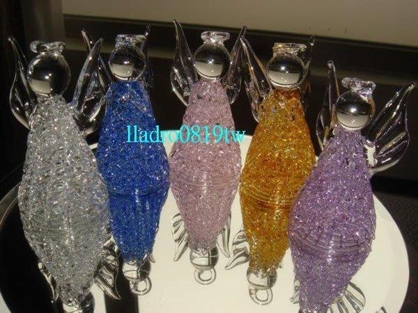 (有5款顏色)小天使的祈禱/少女的祈禱(琉璃)手工藝品(亮度媲美施華洛世奇)/另SWAROVSKI 水晶筆kitty