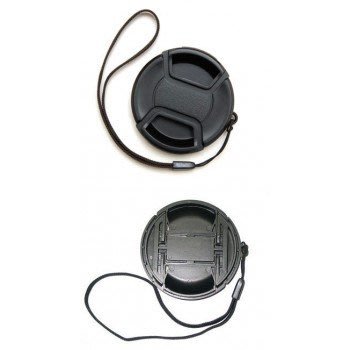 40.5mm鏡頭蓋含綁繩 限網路下單 各家廠牌都通用