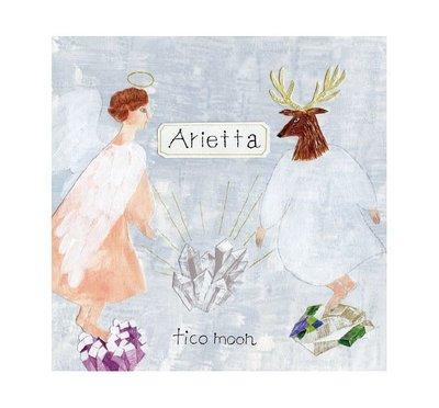合友唱片 tico moon/小詠歎調(Arietta)CD