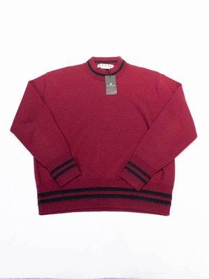 MARNI Knit sweater small turtleneck. 紅色 針織 毛衣