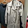 香港製品牌Metro 米色超美 風衣 長大衣
