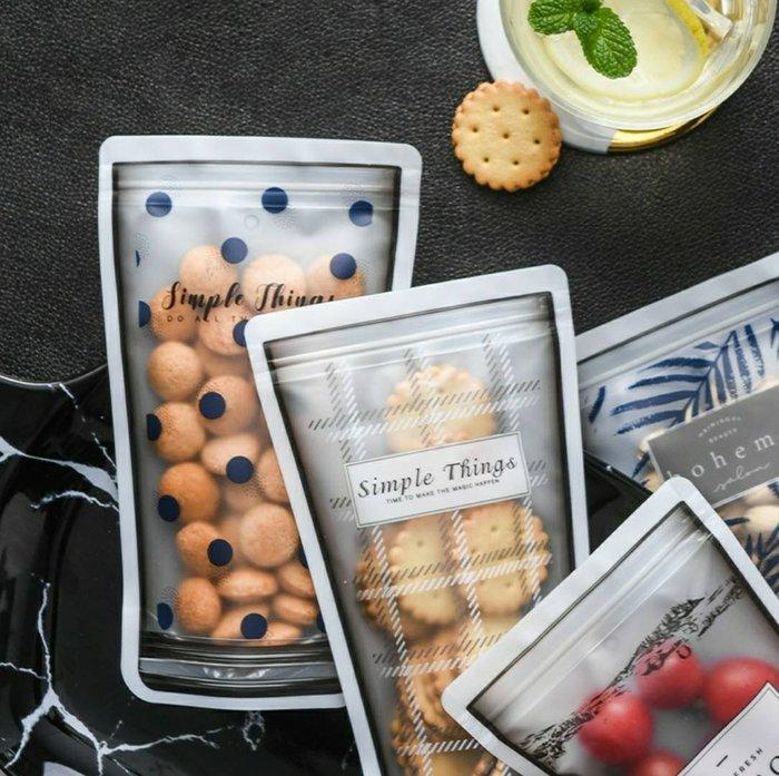 兒童零食密封袋水杯造型防潮保鮮食品乾果收納袋 Dears 密封袋【YYYO8-9001-C】