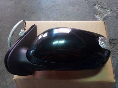 WR汽車零件~MARCH 05-   電動有燈後視鏡