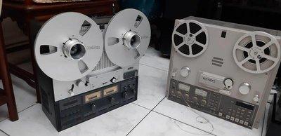 收  REVOX C270 盤式錄放音機  盤式錄音座