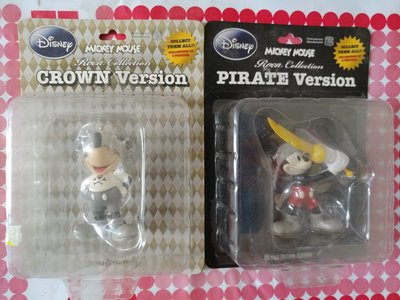 全新 Mickey Mouse Roen collection Crown & Pirate version