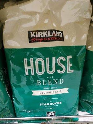 KIRKLAND 精選咖啡豆