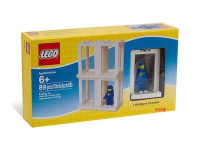 樂高 LEGO 2012 單賣一盒 850423  Minifigure Presentation Box 藍色 太空人