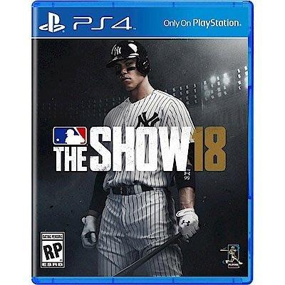 美國職棒大聯盟 MLB THE SHOW 18 MVP典藏版 PS4 英文版 預購中 Ichiro重回西雅圖