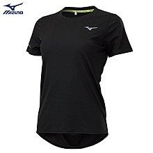 憲憲之家女路跑短袖T恤 -黑【J2TA120209】