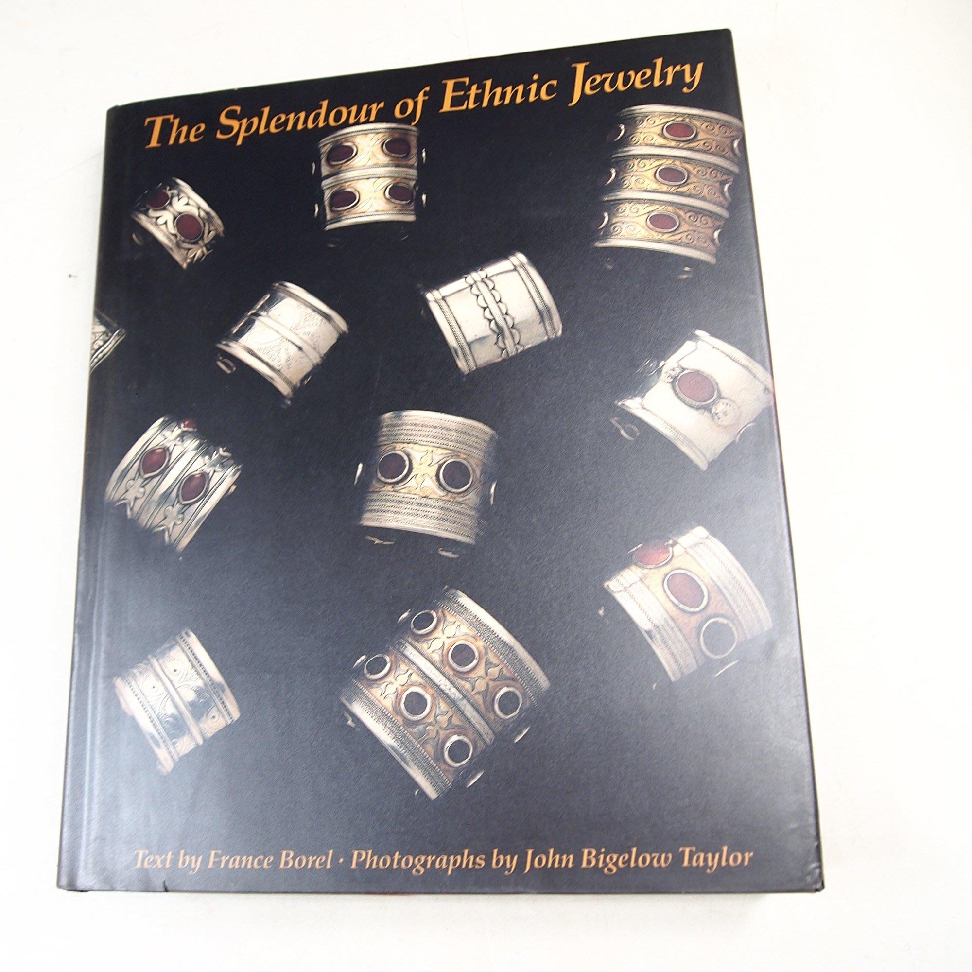 【懶得出門二手書】《The Splendour of Ethnic Jewelry》│││八成新(21E走道)