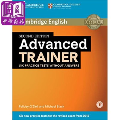Advanced Trainer Six Practice Tests without Answers with Aud