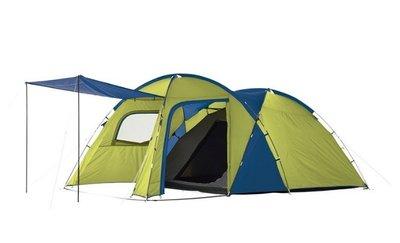Look小舖 COSTCO線上代購 Logos Rosy 五人帳  帳篷  露營  野營  一房一廳
