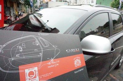 AUDI GRD後視鏡殼~PORSCHE AUDI BMW BENZ規格~有霧銀 髮絲銀 CARBON~密合度高 品質優