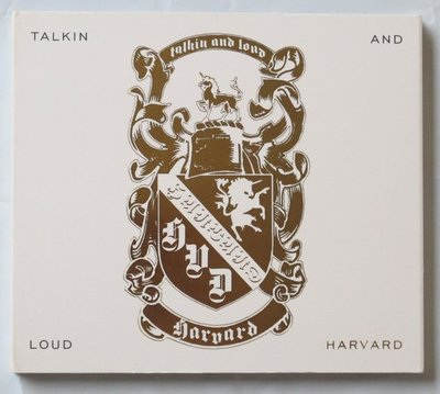 Escalator Records presents HARVARD / TALKIN & LOUD