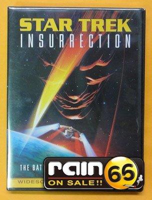 ⊕Rain65⊕ DVD~星際叛變/Star Trek Insurrection~~星艦迷航記系列~ 未拆 直