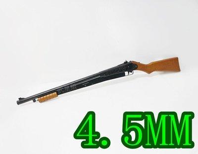 台南 武星級 Daisy 25 全金屬 散彈槍 手拉 空氣槍 木托(BB槍卡賓槍步槍馬槍狙擊槍獵槍來福槍幫浦870