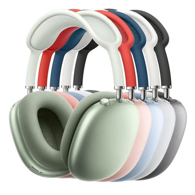 【US3C-高雄店】【福利品】公司貨 Apple AirPods Max 耳罩式耳機 A2096 高傳真音質 空間音訊 藍牙耳機 主動式降噪 原廠保固8個月以上