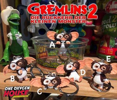 日本 小魔怪 GREMLINS 鑰匙圈 公仔 玩具 吊飾 扭蛋 杯緣 科幻恐怖電影 GIZMO 小精靈