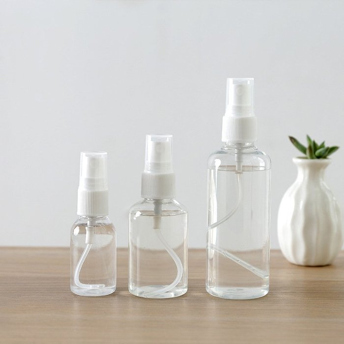 乾一噴霧噴瓶超細霧化器按壓化妝品臉部補水旅行便攜迷你分裝小空瓶子