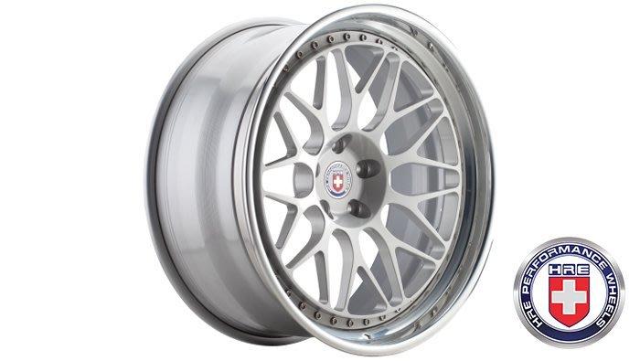 【樂駒】HRE 美國 改裝 輪框 三片式 Classic Series 300 18吋 19吋 20吋 21吋 22吋