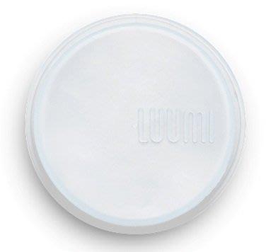 【LUUMI】Sealed Lids  加拿大 100%白金矽膠【密封蓋】透明/白 杯蓋