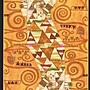 ~天使香氛心世界~金色克林姆塔羅牌(燙金版)Golden Tarot of Klimt