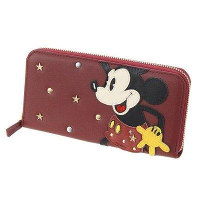 米老鼠.日本 迪士尼Disney 米老鼠 米奇皮夾 錢包DK-7374Xa