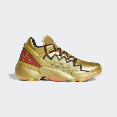 南◇2020 11月 ADIDAS D.O.N. ISSUE #2 GUMMY 籃球鞋  金色 小熊軟糖 FW9050