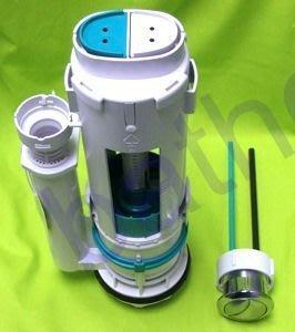 衛浴王 瑞士原廠 GEBERIT 排水器 含二段按鈕 落水器 V&B LAUFEN KERAMAG KARAT TOTO