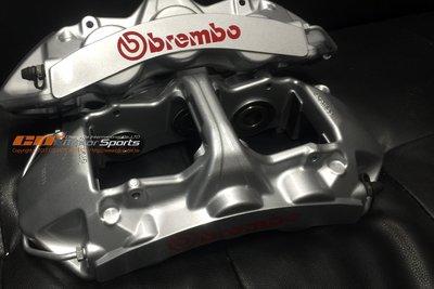 BREMBO GT6 六活塞卡鉗組 銀色卡鉗 烤漆 玩色 改色 維修 保養 清潔 來令片 碟盤更換歡迎詢問 / 制動改