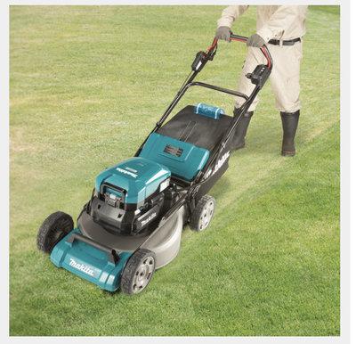 """""""工具醫院"""" LM001C 充電式無刷手推割草機 使用 PDC1200A01 超級電池 電動 自走式 推草機 KAAZ 可割兩千坪 高爾夫球場 適用"""