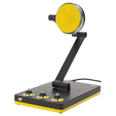 【反拍樂器】免運NEAT Microphones Bumblebee大黃蜂 專業24bit/96kHz USB電容麥克風