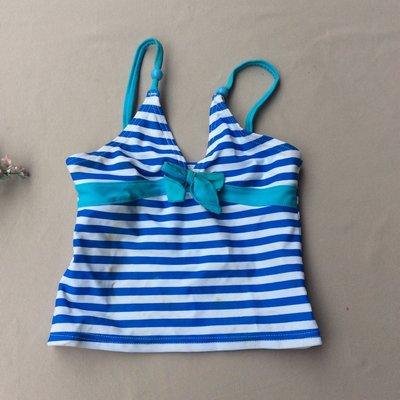 M&S YY05  童款比基尼溫泉泳背心上衣女童 5歲参考 兒童泳衣 髒