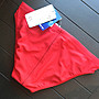 【空姐寶貝】國外帶回 arena 5cm 三角游泳褲 保證真品 S M L XL黑色 藍色 排水線款