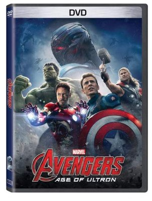 Avenger2 DvD (second-hand)