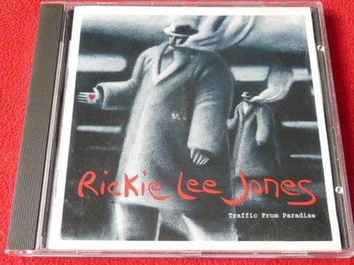 Rickie Lee Jone:Traffic from Paradise/美國版/無ifpi