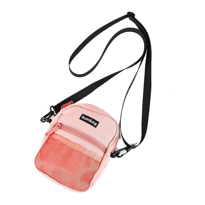 [CABAS滑板店] BUMBAG BOOMBASTIC COMPACT BAG 粉紅   斜肩包 側背包 小包 腰包
