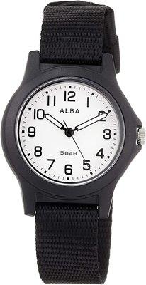 日本正版 SEIKO 精工 ALBA AQQK406 手錶 日本代購