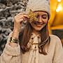 MANTRABAND 台北ShopSmart直營店 THRIVE 滋養成長茁壯 發揮無限潛能 金色手環