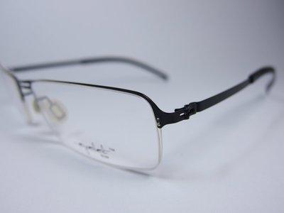【信義計劃】全新真品 Eyelet 眼鏡 ELS6 金屬方框半框 超輕超越 Silhouette 詩樂 Slights