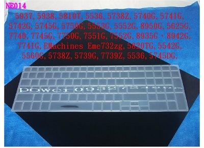 NE014 ACER 宏碁 鍵盤膜鍵盤膜 Aspire 5937, 5938, 5810, 5810T, 5536, 5536G 台中市