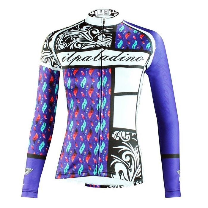 UP!!新升級【Paladin】女款長袖車褲衣 :: 紫騎豪傑