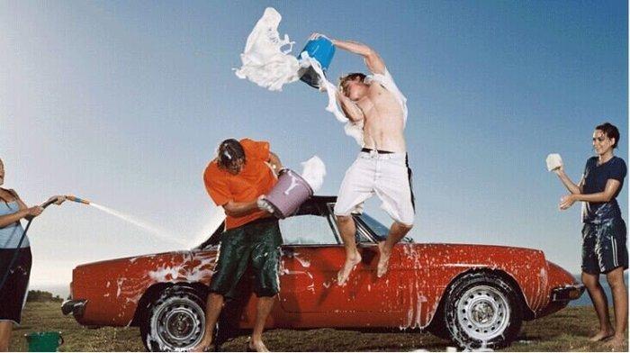 最低價~金澳羊擦車毛巾洗車毛巾60*160超纖維大號加厚麂皮布