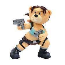 [狗肉貓]_Bad Taste Bears_壞壞熊_古墓奇兵_安潔莉娜裘莉_安潔雙槍壞壞熊