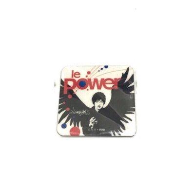 絕版 五月天 代言 le power 磁鐵 阿信 為愛而生 有親筆印刷簽名