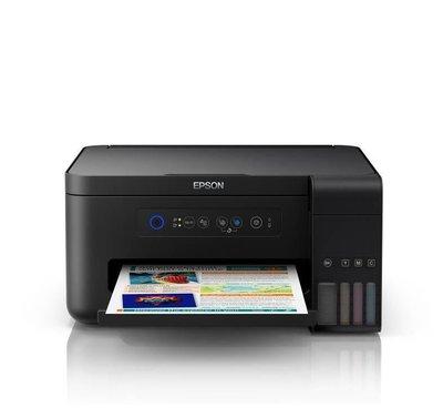 【全新含稅附發票】EPSON L4150 Wi-Fi三合一連續供墨複合機